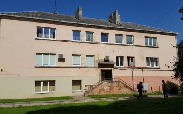 Daugiabučio namo renovacijos darbai - J. Basanavičiaus g. 65, Kėdainiuose